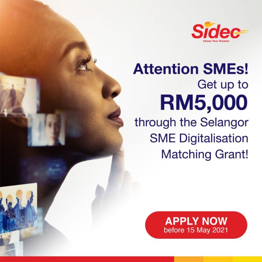 sidec matching grant